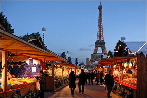 Mercatini di Natale a Parigi: tutte le info!