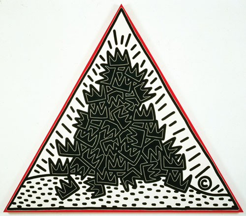 Keith-Haring-14-mam-paris-proche-gavarni-hotel