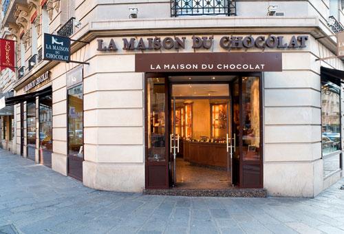 Les meilleurs chocolats chauds paris green hotels paris - La maison du bain paris ...