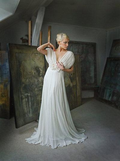 La-haute-couture-ethique-robe-de-mariee-bio-2.-Leila-Hafzi-le-green-hotel-gavarni-paris