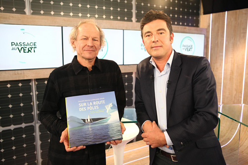 The ecological rendezvous of Ushuaia TV