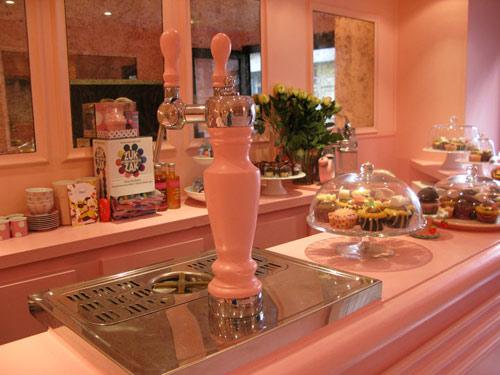 Organic cupcakes: Chloe S