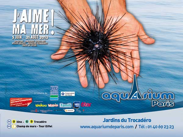 « J'aime ma mer» : the Cinéaqua commited exhibition