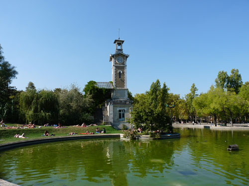 Discover the one thousand and one wonders of the Georges Brasses Park