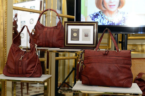 Gucci signs for eco-responsible purses