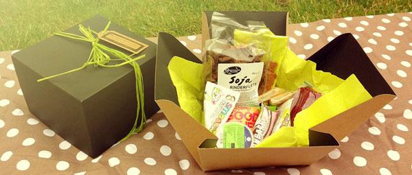 La Vegan Box : le Panier des Végétariens