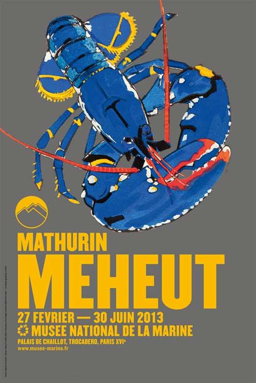 Exposition : Mathurin Méheut au Musée de la Marine