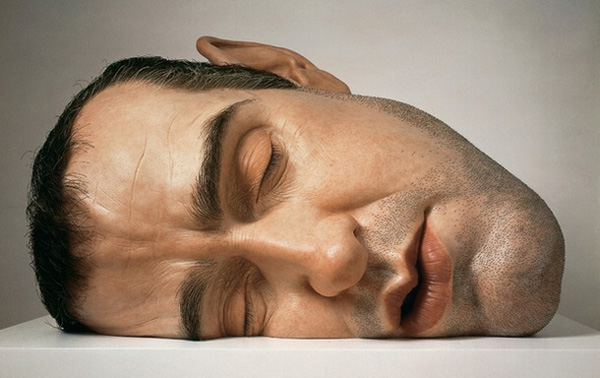 Exhibition: Ron Mueck at the Cartier Foundation