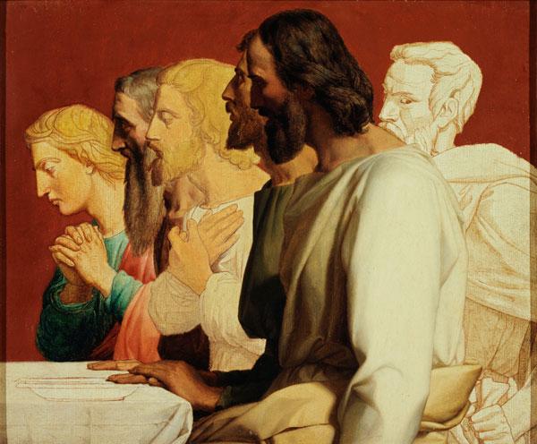 Exposition : Esquisses peintes de l'époque romantique