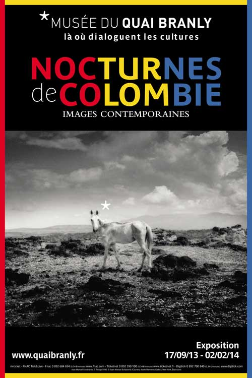 Exhibition : Colombia Nights
