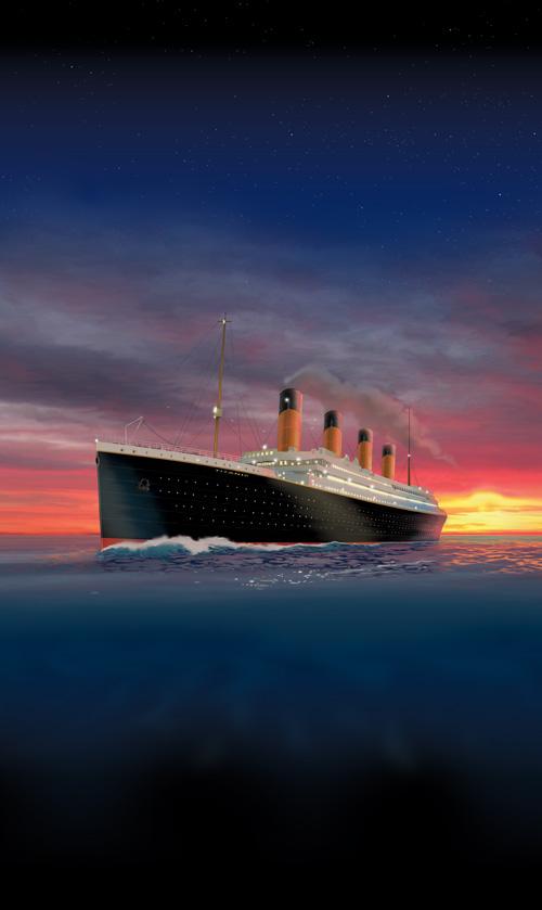 Exhibition : Titanic