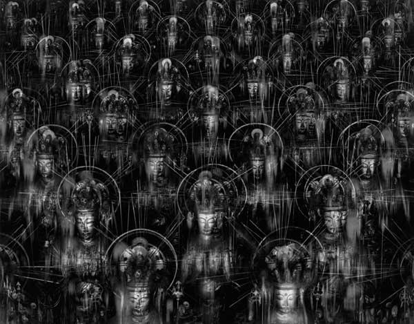 Exposition : Hiroshi Sugimoto – Accelerated Buddha