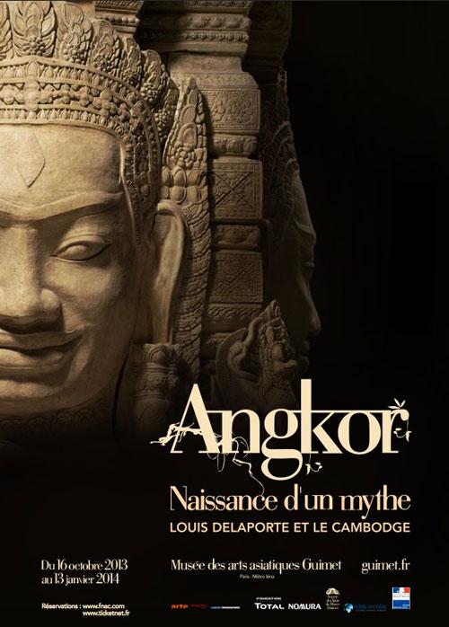 Exposition : Angkor, Naissance d'un mythe