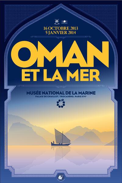 Exposition : Oman et la mer