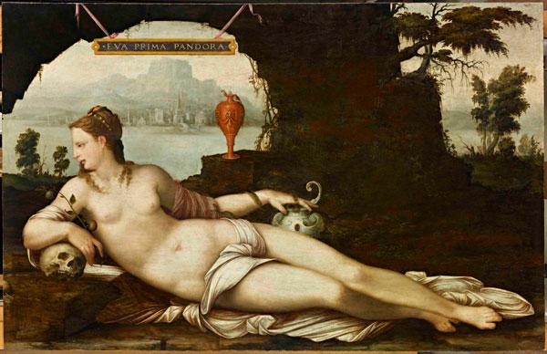Exposition : Jean Cousin père et fils, une famille de peintres au XVIe siècle