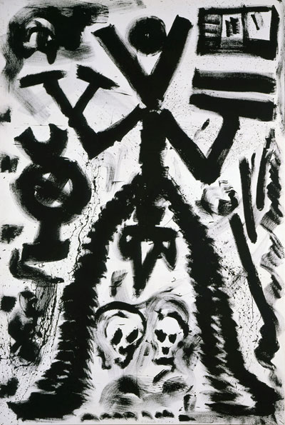 Exhibition: A. R. Penck, the 1980s