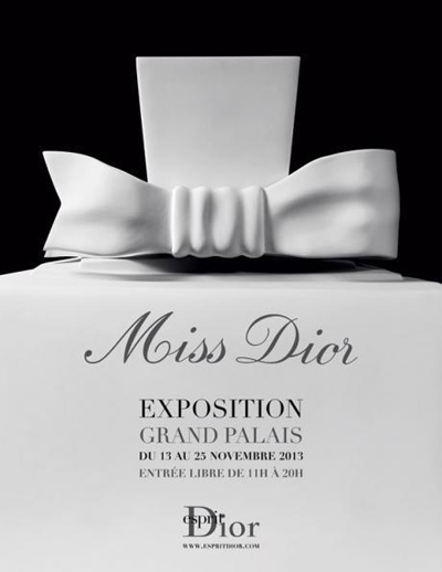 Exposition : Miss Dior