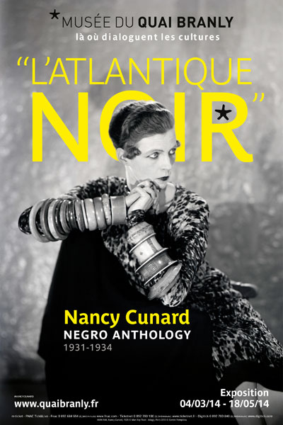 Exhibition: Black Atlantic, by Nancy Cunard