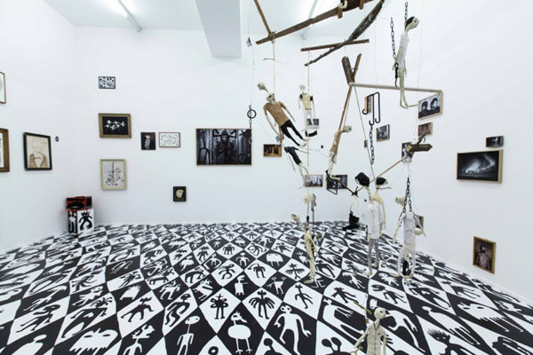 Exposition : Augustin Rebetez