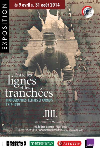 Exhibition: Between the Lines and the Trenches