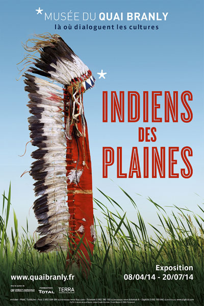 Exposition : Indiens des Plaines