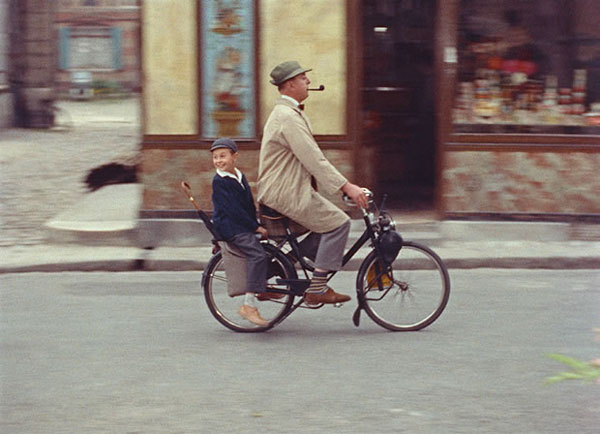 Exhibition: Tribute to Jacques Tati