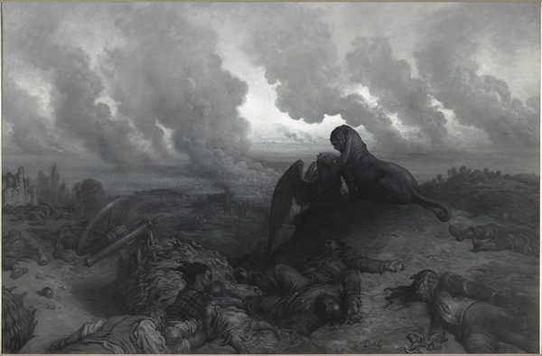 Exposition : Gustave Doré, l'imaginaire au pouvoir