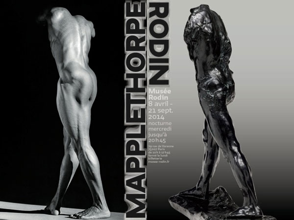 Exposition : Mapplethorpe-Rodin