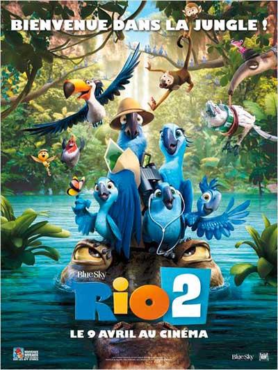 Rio 2: A Tale against Deforestation