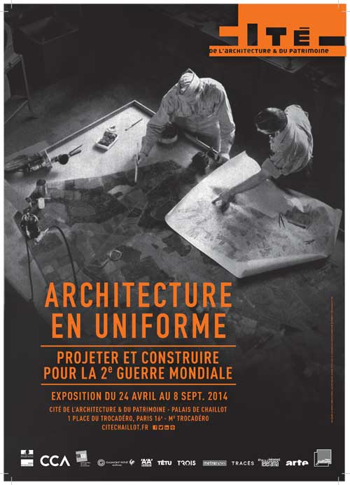 Exposition : Architecture en uniforme