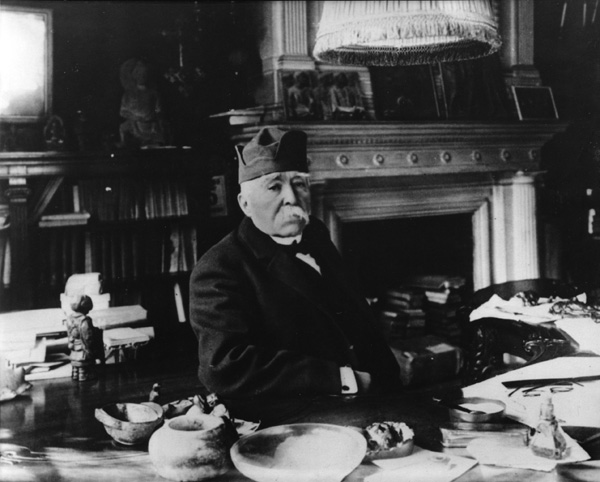 Exhibition: Clemenceau, the Tiger and Asia