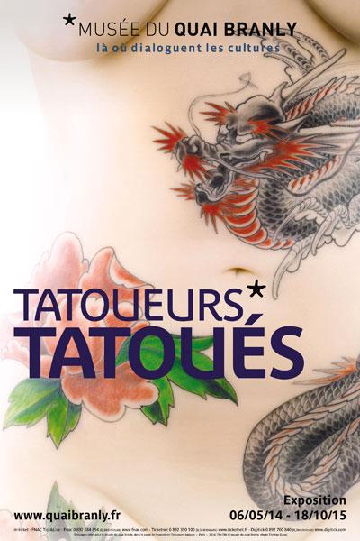 Exposition : Tatoueurs, Tatoués