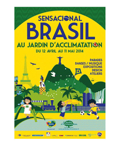 Exposition : Sensacional Brasil