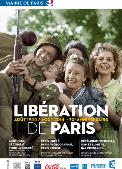 Exhibition: Paris Freed, Paris Photographed, Paris Exhibited