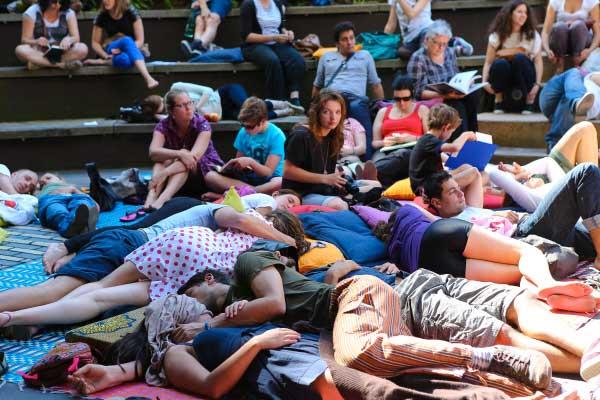 Le quai Branly accueille le Festival Les Siestes Electroniques
