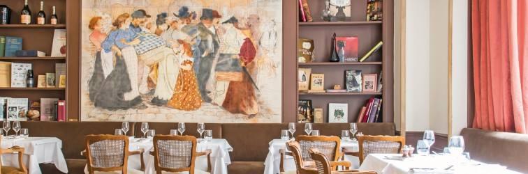 Chez Géraud ou les délices de la cuisine française