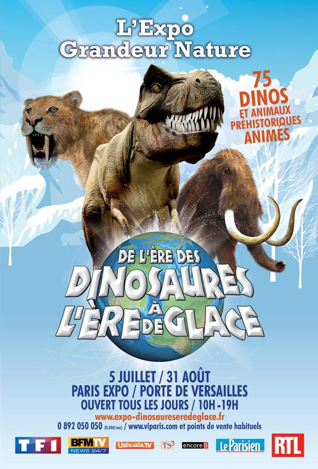 Exhibition: From the Age of Dinosaurs to the Ice Age