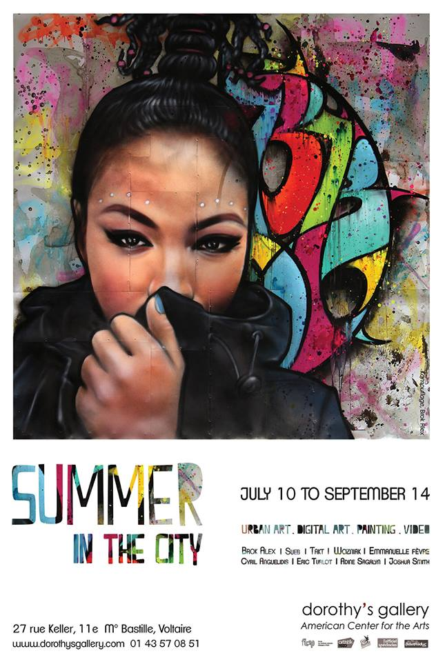 Exhibition: Summer in the city