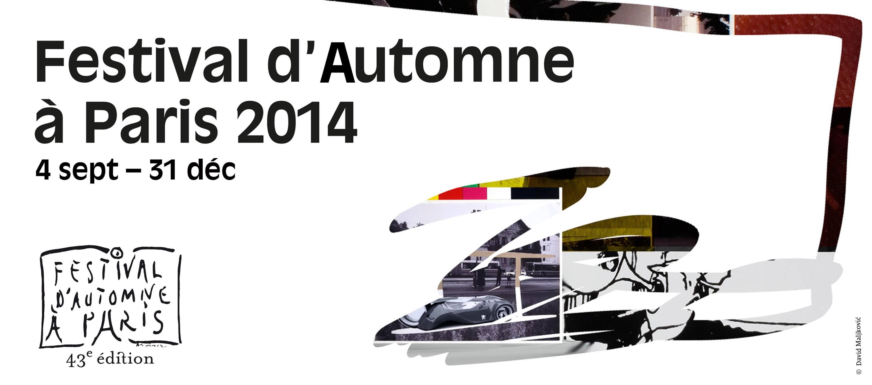 Festival d'Automne 2014