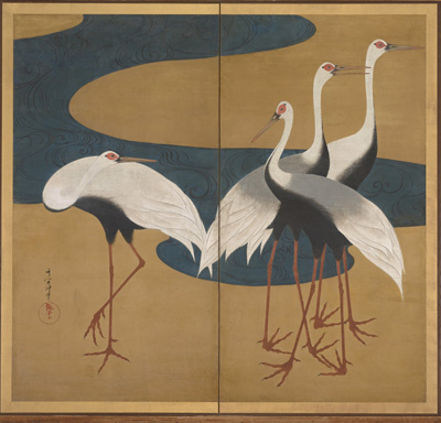 Suzuki-Kitsu-grues-exposition-japon-fil-des-saisons-cernuschi-green-hotels-paris-gavarni-eiffel-trocadero
