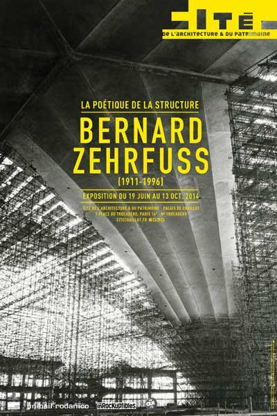 Exposition : Bernard Zehrfuss, la Poétique de la structure