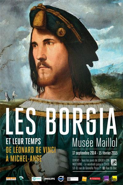 Exposition : Les Borgia et leur temps