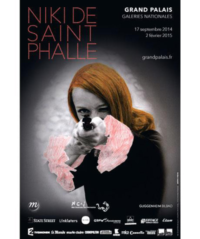 Exposition : Niki de Saint-Phalle