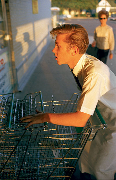 Exposition : William Eggleston