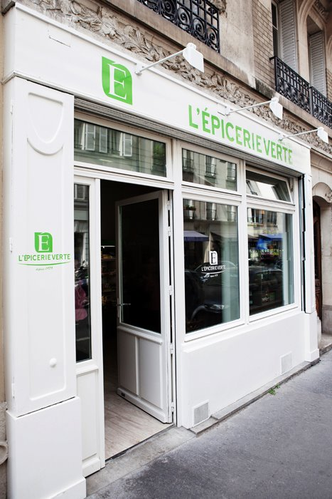 L'Epicerie Verte : la référence bio Parisienne
