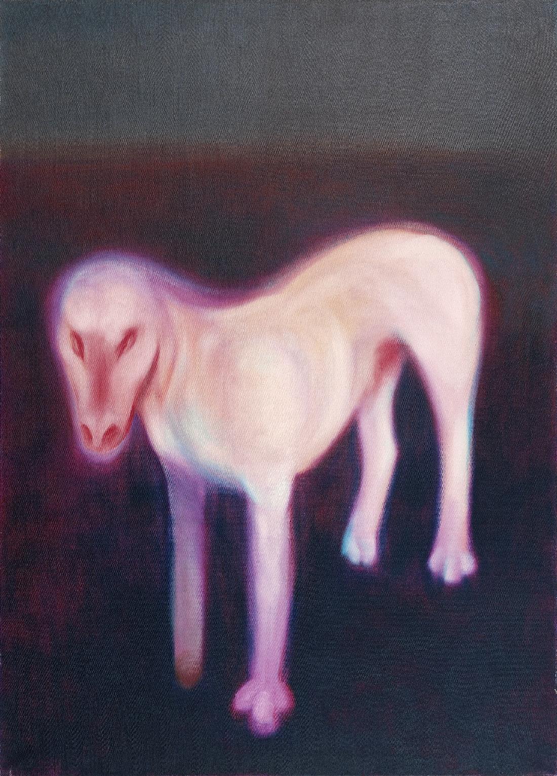 Exposition : Miriam Cahn