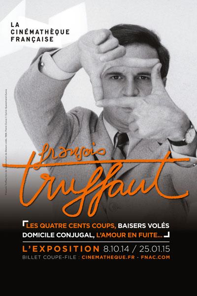 Exhibition : François Truffaut
