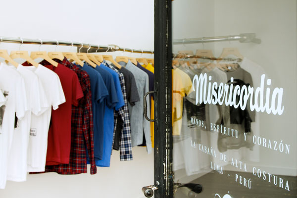 Misericordia : la mode péruvienne éthique