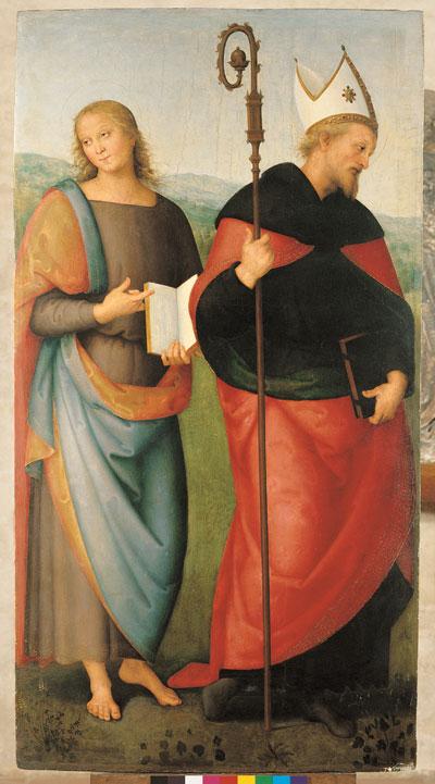 Exposition : Le Pérugin, Maître de Raphaël