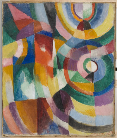 Exhibition: Sonia Delaunay, the colours of abstraction